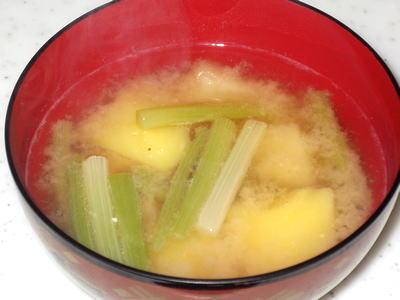 アイコの味噌汁