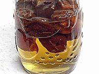 杏のジュース