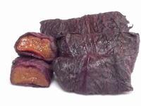 杏の紫蘇巻き