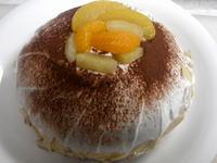 ドームケーキ