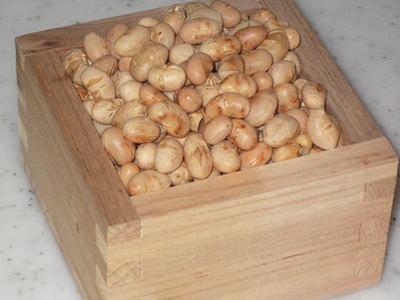 福豆(炒り豆、豆まき)