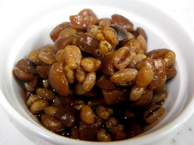 ひしお味噌 (醤油の実)