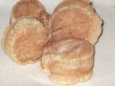 ホタテの干し貝柱
