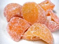 金柑の砂糖漬け