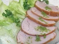 豚ヒレ肉の燻製