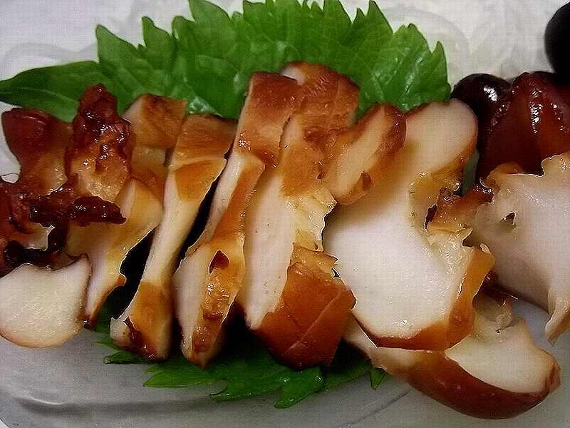 ツブ貝の燻製の作り方