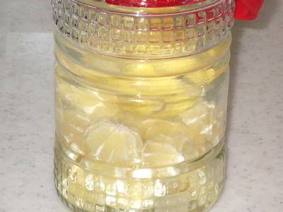 レモン酒の作り方