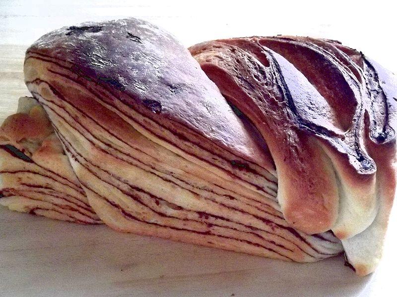 チョコレートの折込シートパン