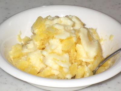 パイナップルシャーベット