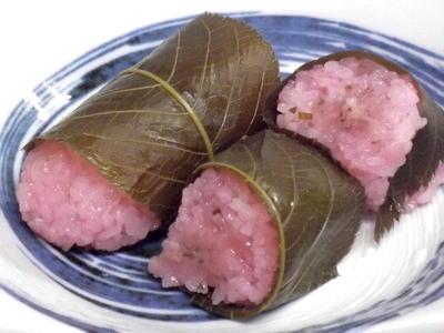 桜餅 関西風 (もち米)
