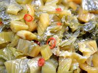山形青菜の油炒め煮