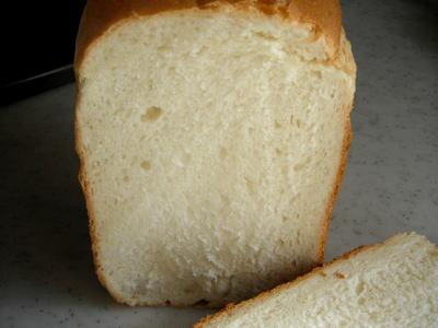 薄力粉で作る食パン