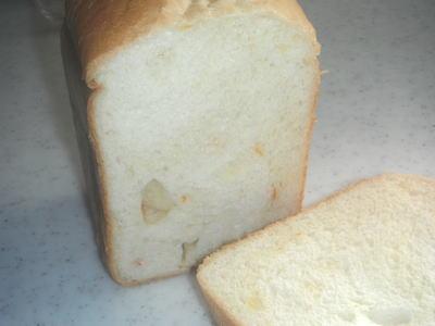 金柑入り食パン