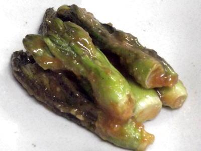 タラの芽の味噌漬け