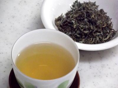 よもぎ 茶 作り方