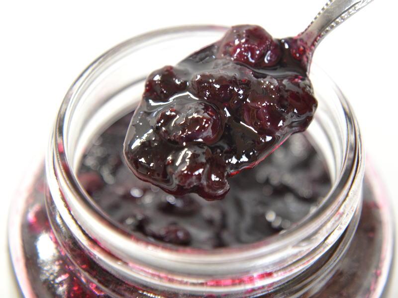 お家で作る、美味しいブルーベリージャムの作り方