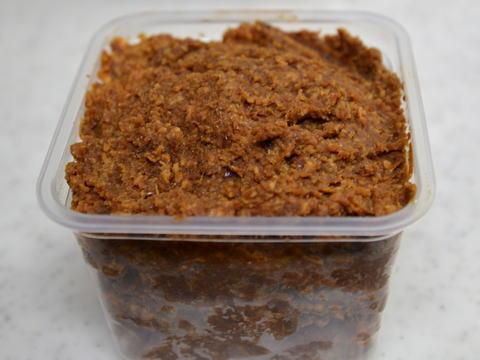 赤大豆味噌