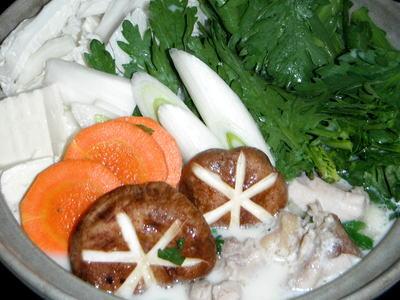 飛鳥鍋 (牛乳鍋)