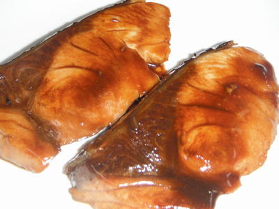 フライパンで作るブリの照り焼き