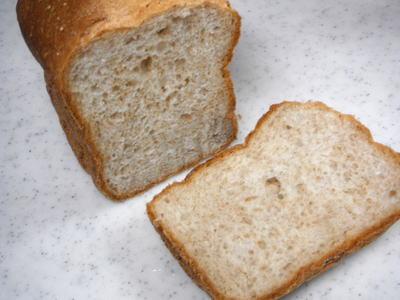 グラハム粉パン