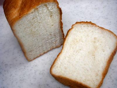 上新粉入り食パン