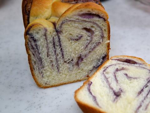 シート無しで折込パン