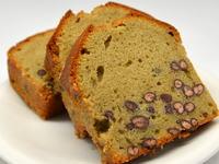 そば粉のパウンドケーキ