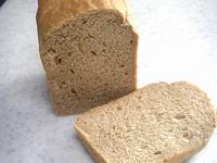 はったい粉入り食パン