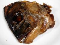 鯛のかぶと煮