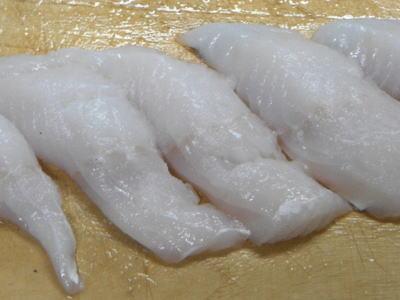 鱈 (タラ)の捌き方