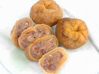 胡桃入り丸柚餅子
