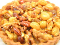 キャラメルナッツタルト