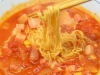 チリトマト麺