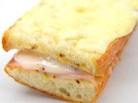 フランス風の軽食トースト