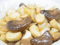 エリンギの生姜焼き