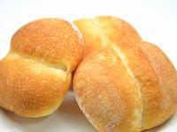 双子のフランスパン
