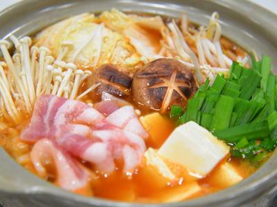 キムチ鍋の作り方 , つくる楽しみ