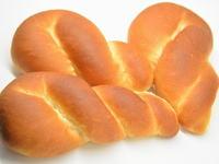 給食風のミルクパン