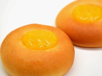 レモンカスタードパン