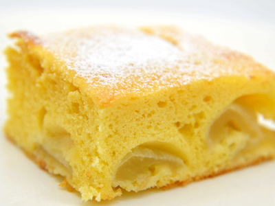 マスカットケーキ