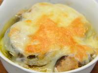 サバ缶のチーズ焼き