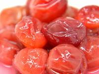 さくらんぼの赤ワイン煮