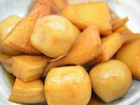 里芋の炒め煮