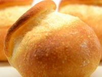 かぎ煙草入れの型のパン