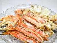 タラバ蟹の捌き方