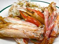 ズワイ蟹の捌き方