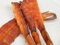 赤エビの熱燻製