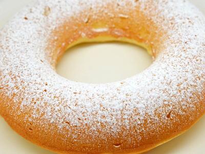 エンゼルルケーキ (卵白ケーキ)