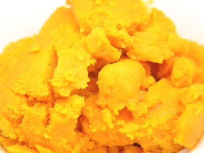 かぼちゃの冷凍保存 (マッシュ)