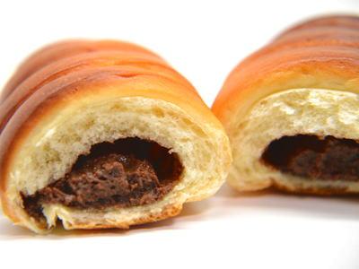 チョコクリームパン